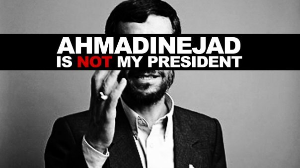 AN is not my president